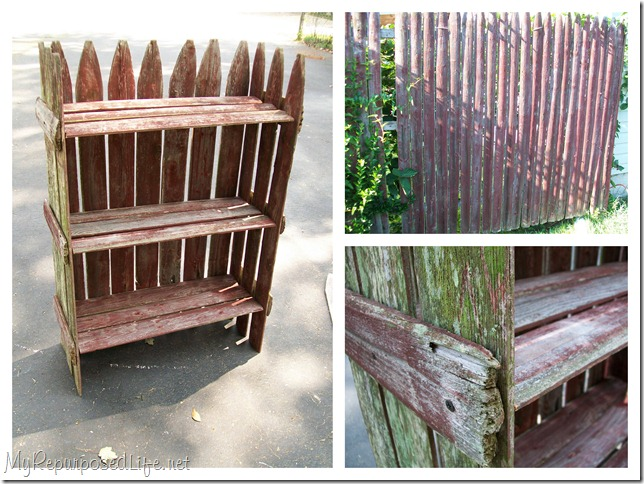 privacy fence plant shelf1