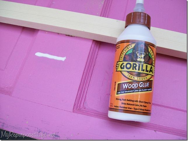 gorilla wood glue for woodworking