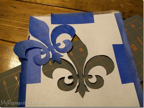 scotch blue stenciling (2)