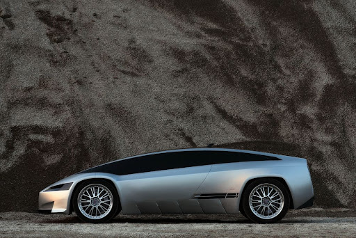 8 Seater Suv >> ItalDesign - Giugiaro - Quaranta