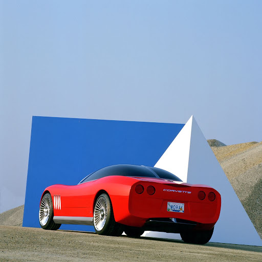 ItalDesign - Giugiaro - Corvette Moray