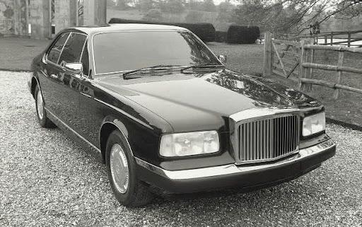 Bentley - Project 90