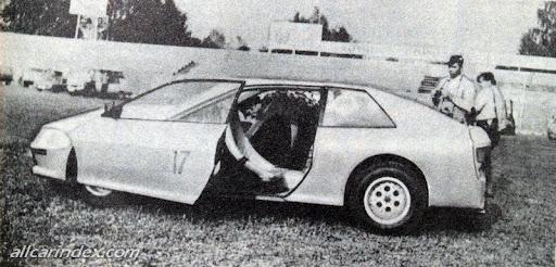 Vega 1600 GT (Вега 1600 ГТ)