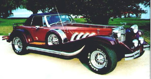 Gatsby Car: Gatsby (United States