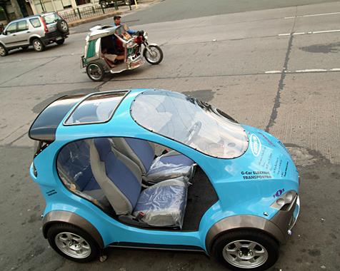 G Car