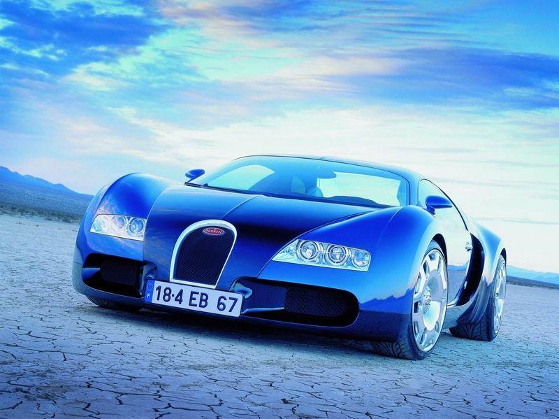 EB 18/4 Veyron