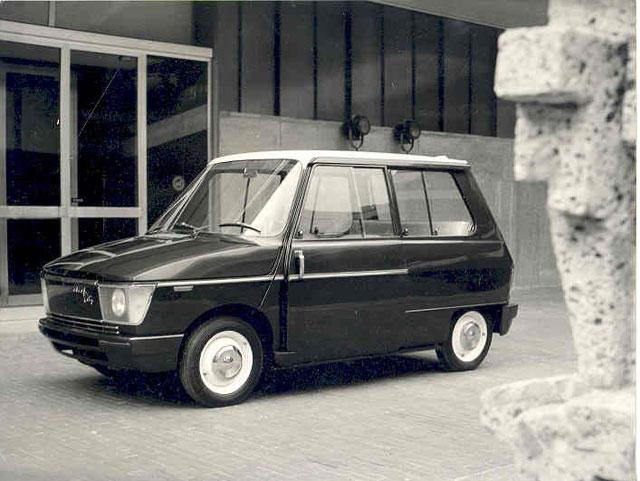 DAF City (Taxi)