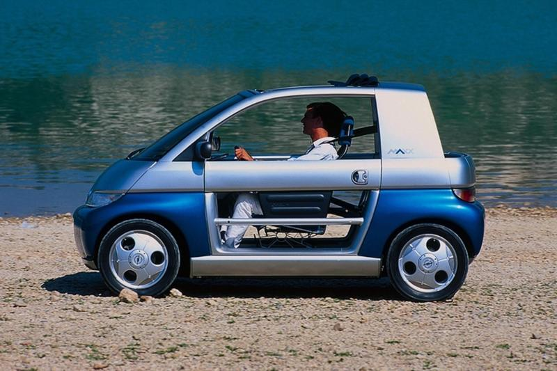 Opel - Maxx