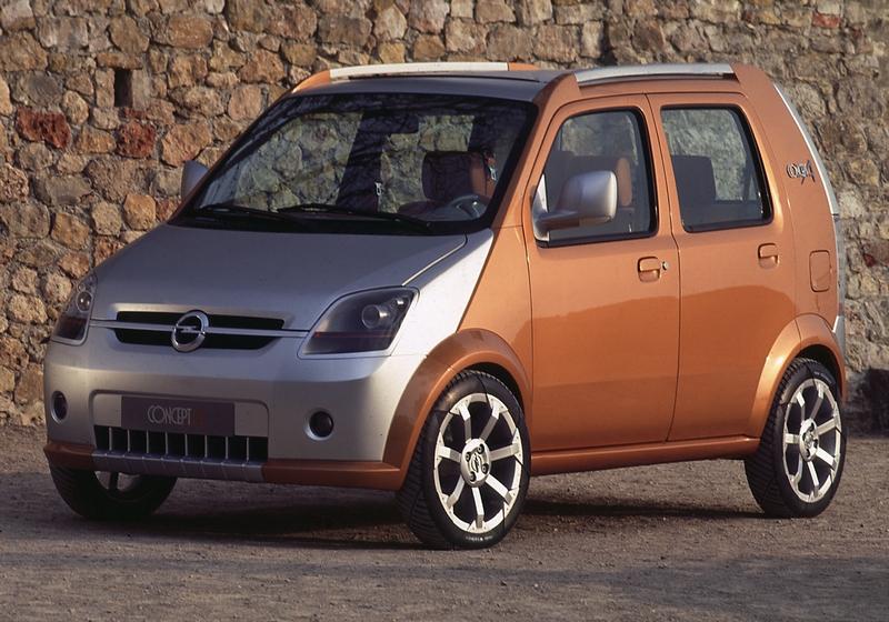 Opel - Concept A