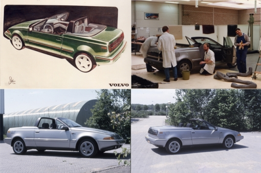 Volvo - 480 Cabrio