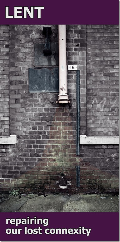 missing drainpipe lost connexity