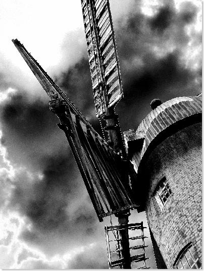 kirton windmill solarised 2