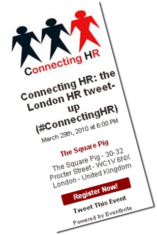 Connecting HR badge