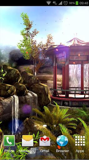 玩個人化App|Oriental Garden 3D free免費|APP試玩