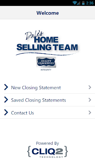 Dale's Home Selling Team