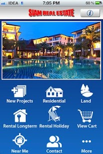Siam Real Estate- screenshot thumbnail