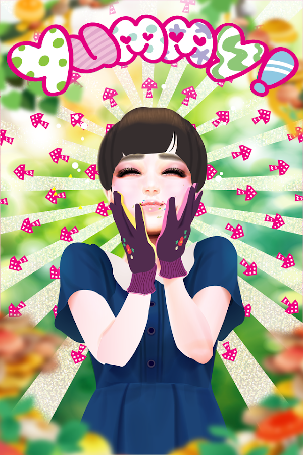 Kinoko Girly- screenshot