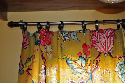 We Choose This Life No Sew Caf 233 Curtain