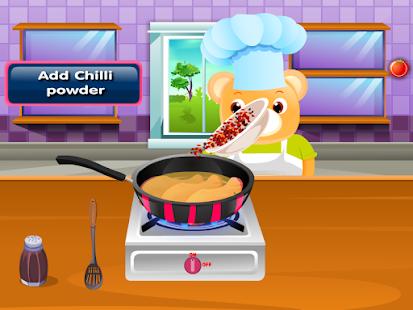 玩休閒App|番茄意大利面烹飪遊戲免費|APP試玩