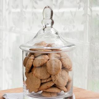 Chai Spice Cookies.