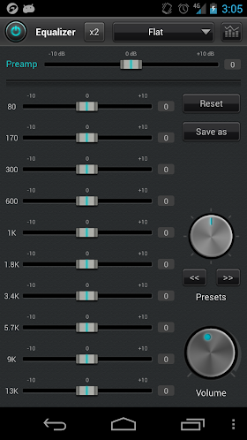 jetAudio Plus 7.3.1 Patched APK
