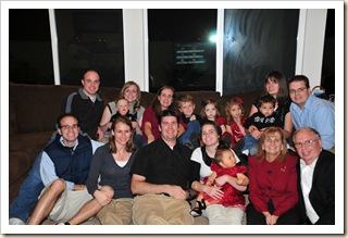 Jackson Sage, Amber Sage, Matthew Sage, Randy Burnett, Linda Burnett, Austin Burnett, Adam Burnett, Melissa Burnett, Ashley Burnett, Adrian Burnett, Elise Burnett, Heather Burnett, Taylor Burnett, Luke Burnett, Carson Burnett, Reagan Sage, Madison Sage, Family Portraits, Christmas 2009
