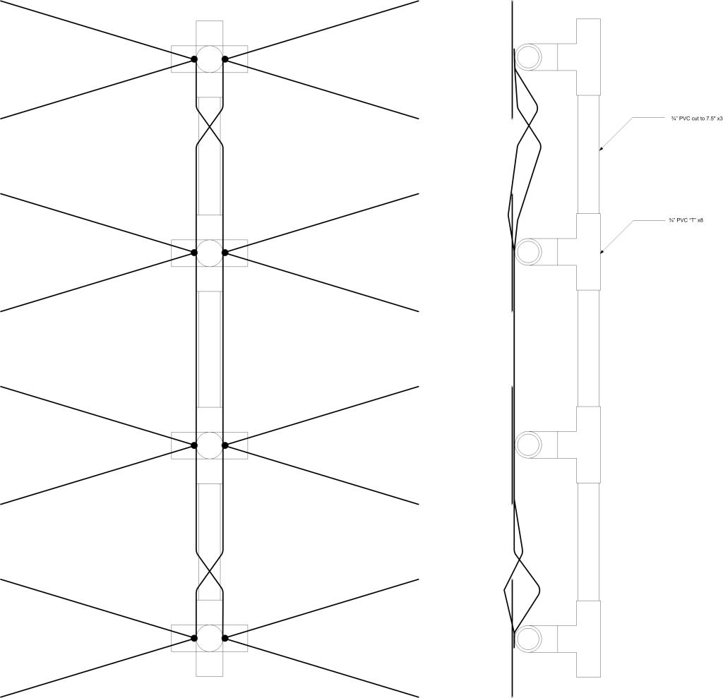 diy bow tie antenna - diy design ideas car power antenna wiring diagram 8 bay antenna wiring diagram #3