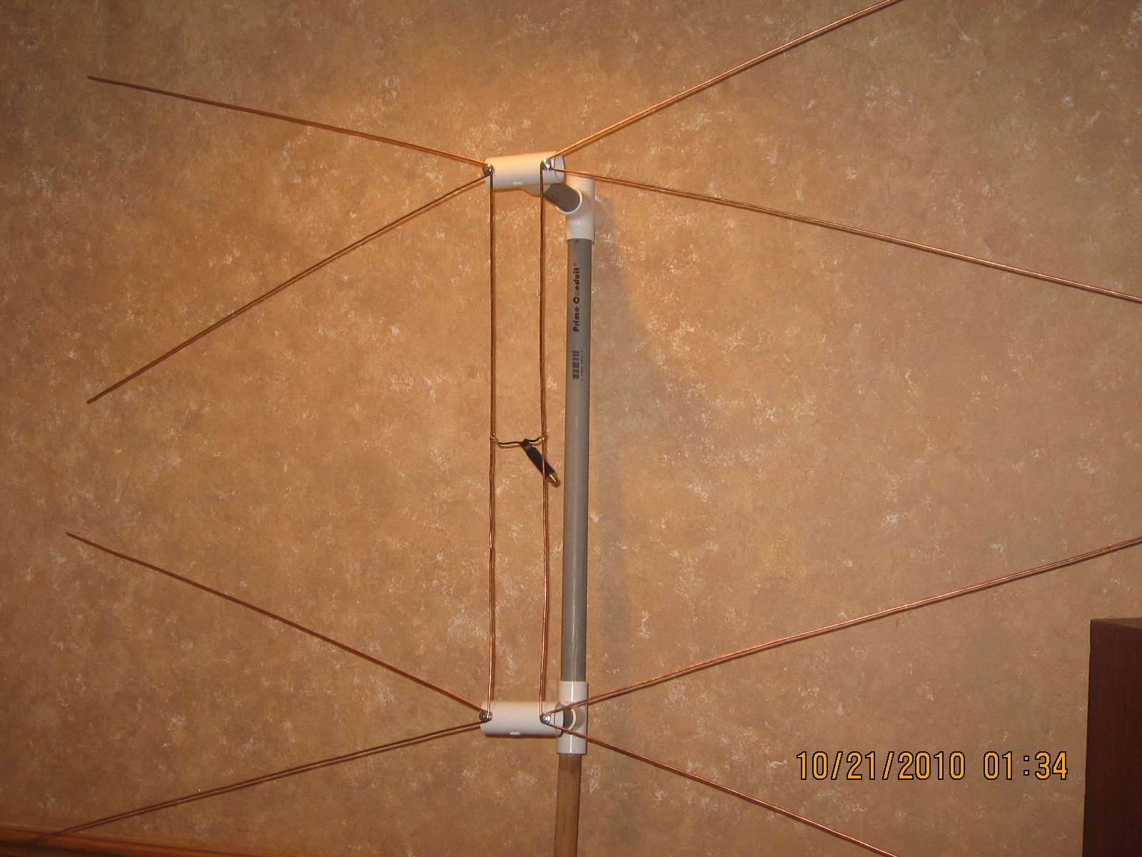 Would This Antenna S Receptivity Be Changed If This Was