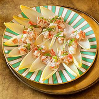 Shrimp Salad Spoons.