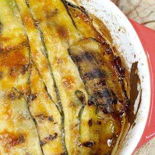 Gluten Free Zuchini 'Lasagne'
