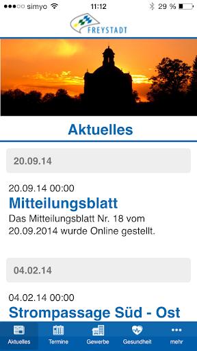 Freystadt App