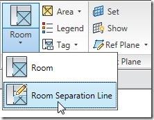room separation line