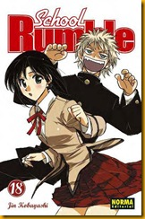School Rumble 18