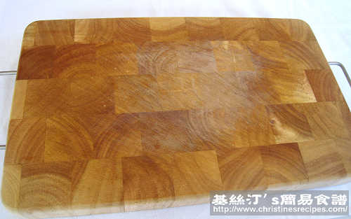 廚房切板(砧板) Kitchen Cutting Board01
