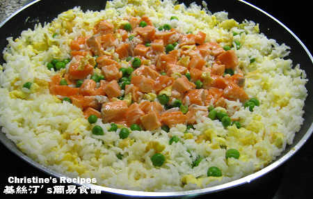 炒飯 Fried Rice