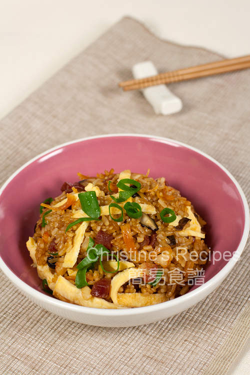 Fried Glutinous Rice01