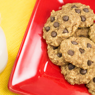 Almond Chocolate Chip Cookies Recipe