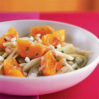 Persimmon and Fennel Salad
