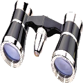 Binoculars fieldglasses_1_3_5_Gp_FbAm icon