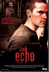 the echo final poster layout