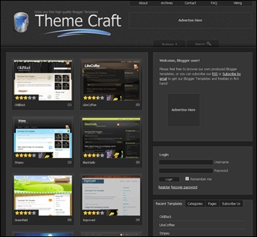 theme craft