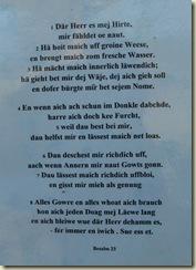 Frohe Weihnachten Plattdeutsch.Margot Johannas Testblog Wer Mag Wohl Den Psalm 23