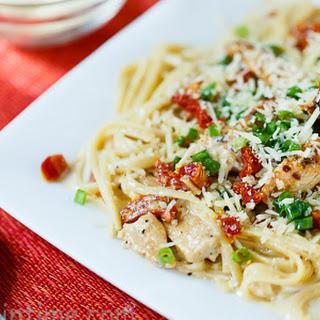 The Best Creamy Chicken Pasta