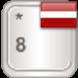 Latvian for AnySoftKeyboard