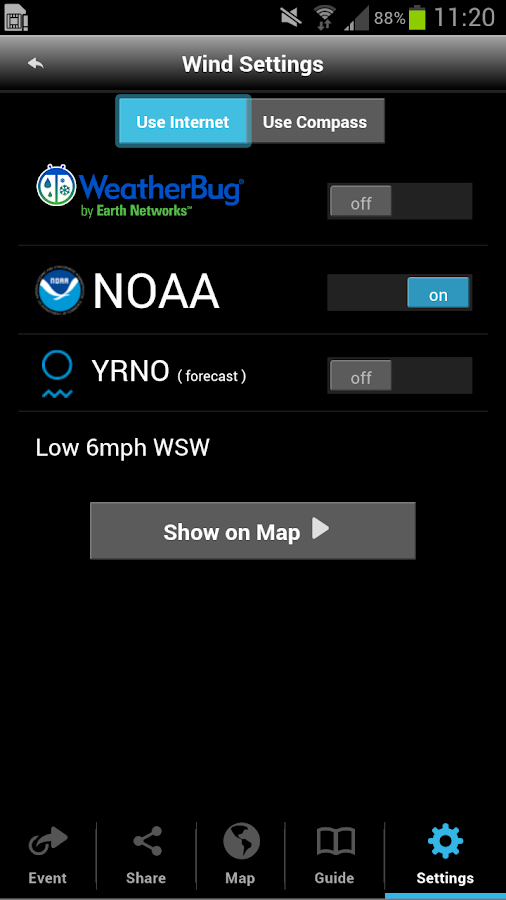 SAFER Mobile Response - screenshot