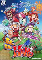 Screenshot of TekuTeku Hero