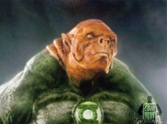 Kilowg en Green Lantern