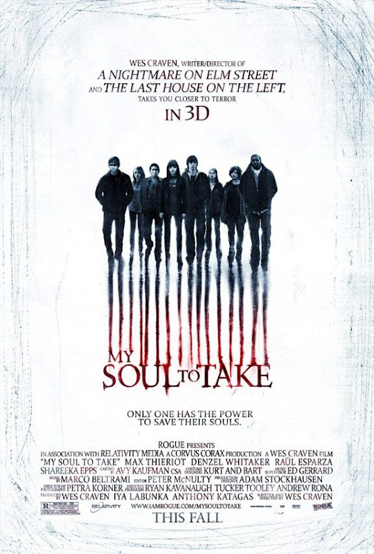 Póster de My Soul to Take