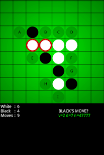 Reversi for Android- screenshot thumbnail