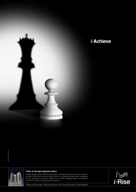 The pawn becomes the King